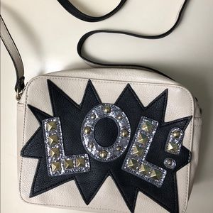 Betsey Johnson Crossbody bag